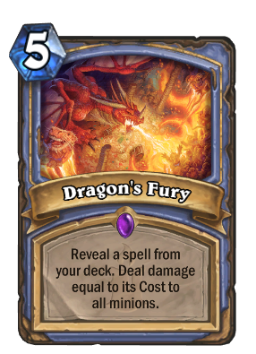 Dragon's Fury Card Image