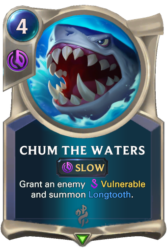 Chum the Waters Card Image