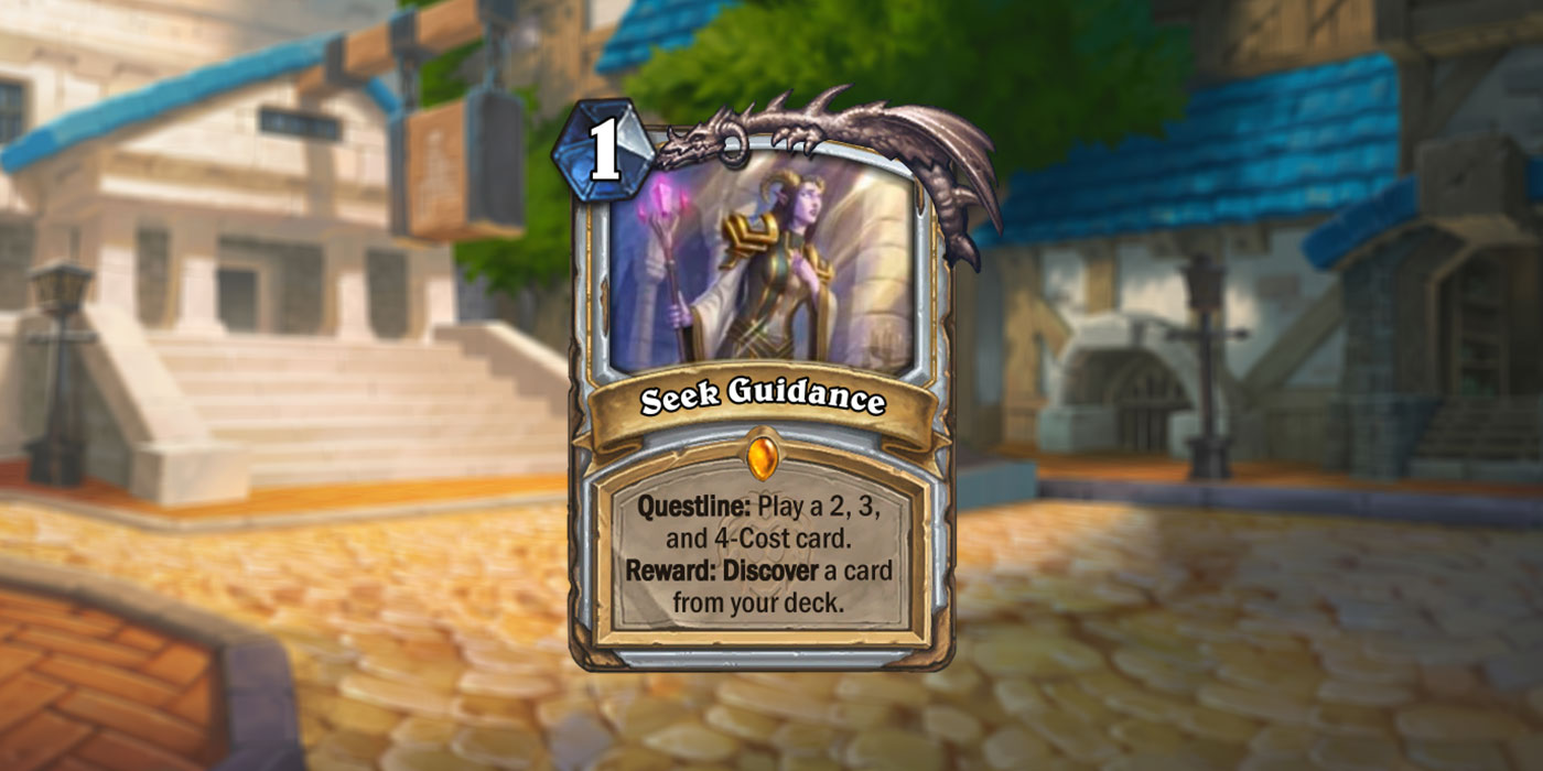 A New Priest Legendary Has Been Revealed for United in Stormwind by Wronchi - Seek Guidance