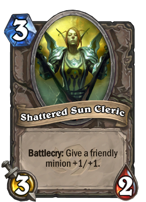Shattered Sun Cleric Card Image