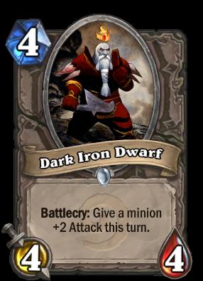 Dark Iron Dwarf Card Image