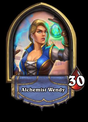 Alchemist Wendy Card Image