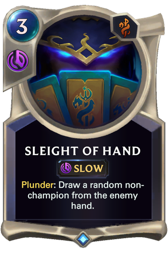 Sleight of Hand Card Image