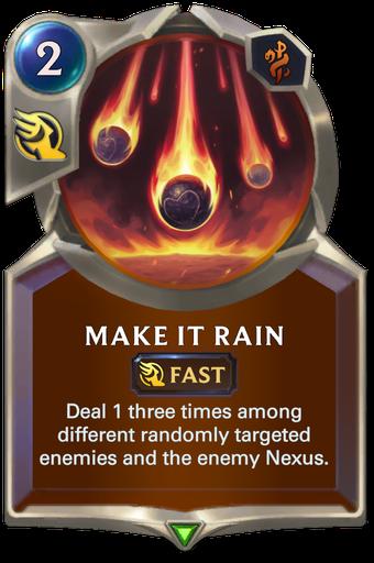 Make it Rain Card Image