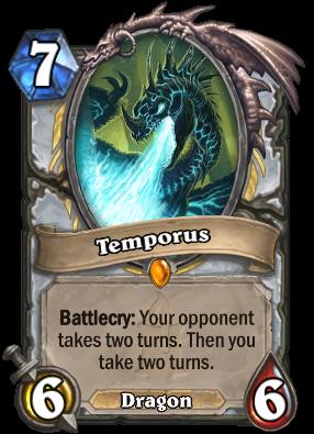 Temporus Card Image