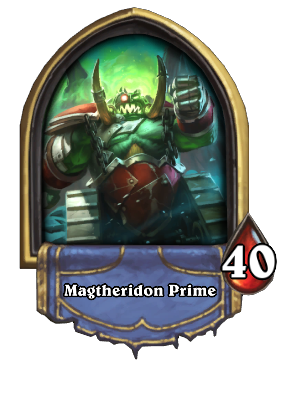 Magtheridon Prime Card Image