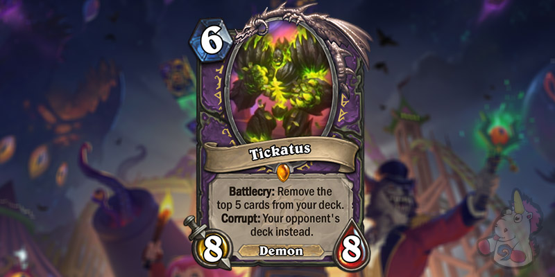 Blizzard Reveals 8 New Madness at the Darkmoon Faire Cards + Developer Insights