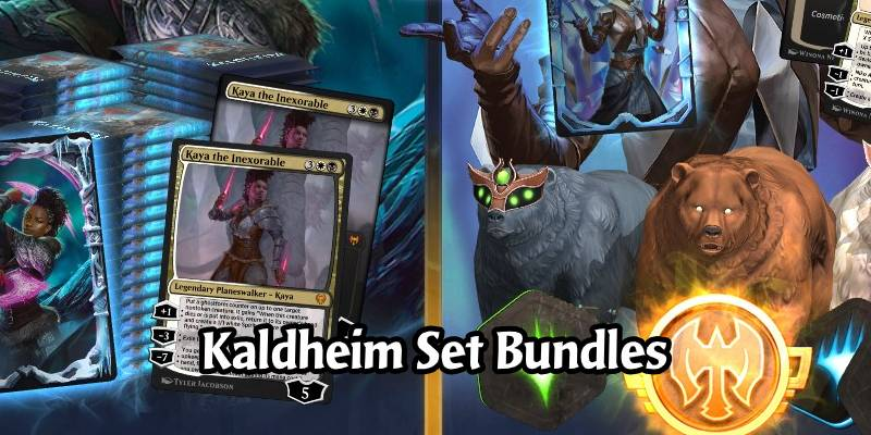 Kaldheim Bundle Pre-Orders Now Available on MTG Arena