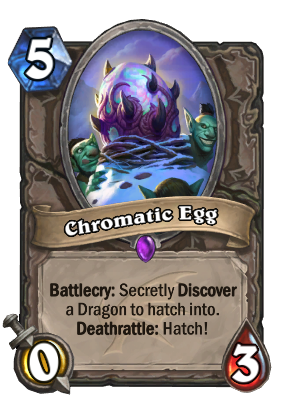 Chromatic Egg Card Image