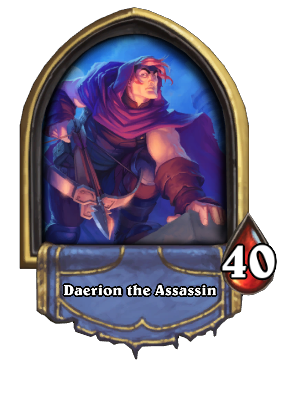 Daerion the Assassin Card Image