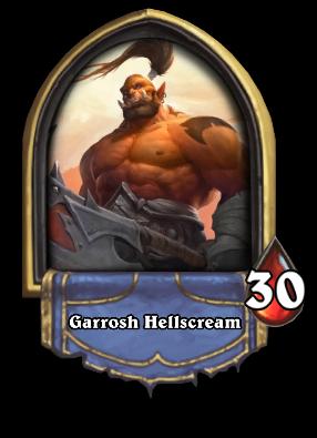 Garrosh Hellscream Card Image