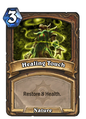 Healing Touch Card Image