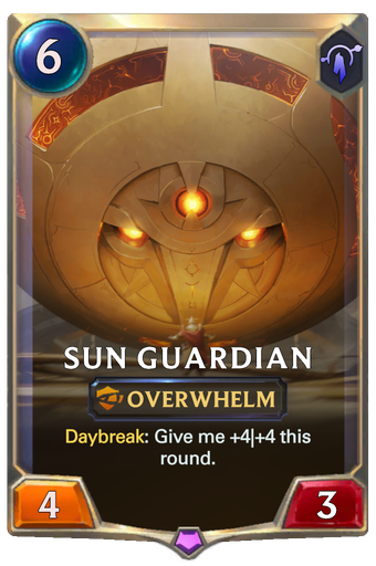 Sun Guardian Card Image