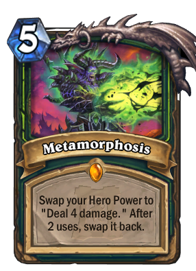 Metamorphosis Card Image