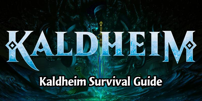 Kaldheim Releases Today! Set Survival Guide