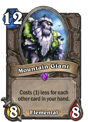 Mountain Giant Card Image