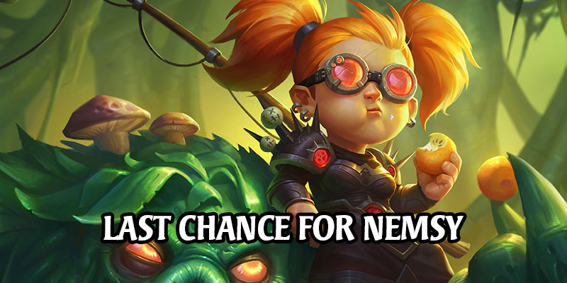 Last Chance for a Free Warlock Hero Nemsy Necrofizzle - No Fireside Gatherings Required