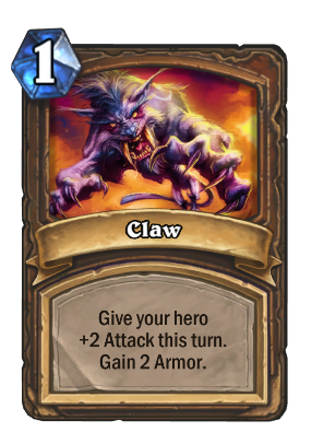 Claw Card Image