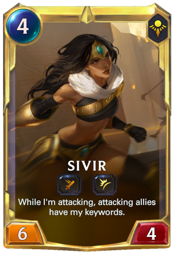 Sivir Card Image