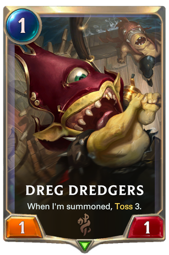 Dreg Dredgers Card Image