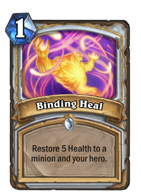 Binding Heal Card Image