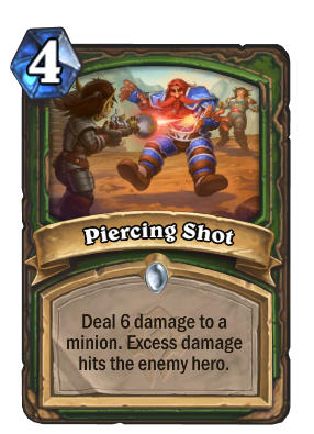 Piercing Shot Card Image
