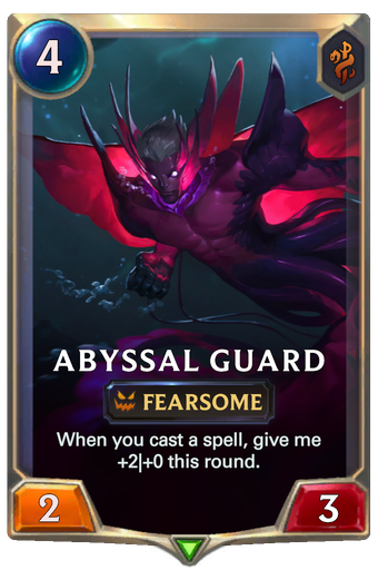 Abyssal Guard Card Image