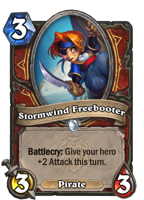 Stormwind Freebooter Card Image