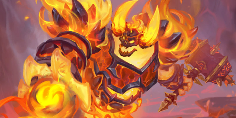 Hearthstone's Fire Festival Has Begun! New Legendary Quest Chain, Brawls to Expect, and Ragnaros Hero Skin Bundle