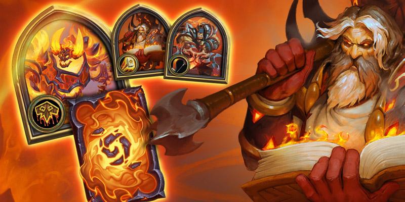 Hearthstone's Fire Festival Returns Next Week - 7 Legendary Quests, Brawls, Firelands Hero Bundle