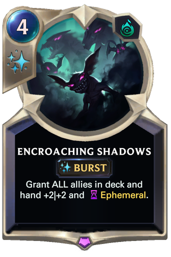Encroaching Shadows Card Image
