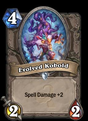 (4) Evolved Kobold