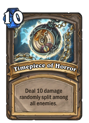 Timepiece of Horror Card Image