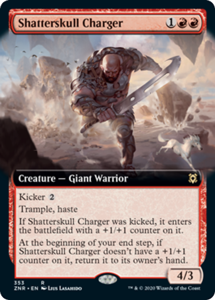 Shatterskull Charger Card Image