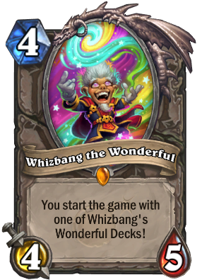 Whizbang the Wonderful Card Image