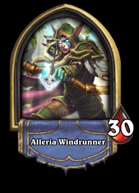 Alleria Windrunner Card Image