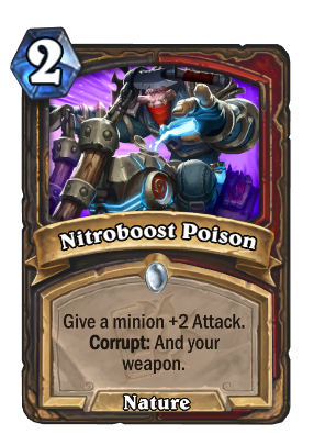 Nitroboost Poison Card Image