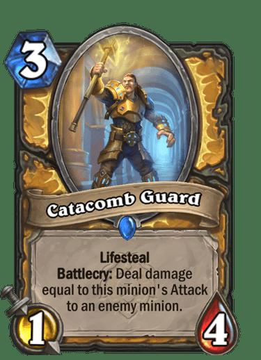 Catacomb Guard Card Image