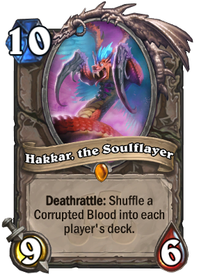 Hakkar, the Soulflayer Card Image