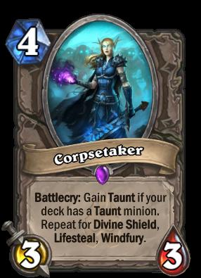 Corpsetaker Card Image