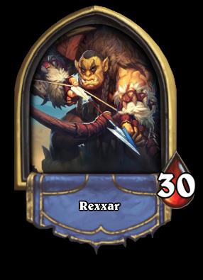 Rexxar Card Image