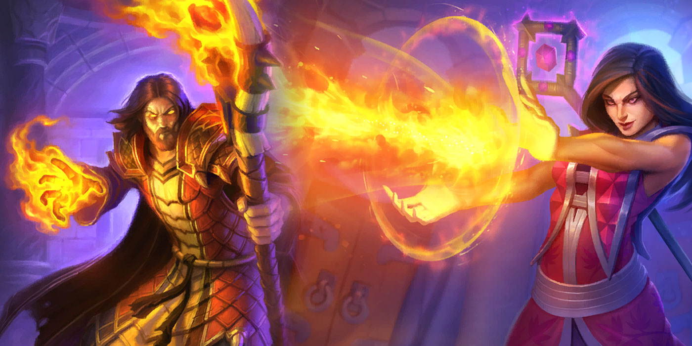 Reviewing Hearthstone's New Mage Cards Arriving with United in Stormwind