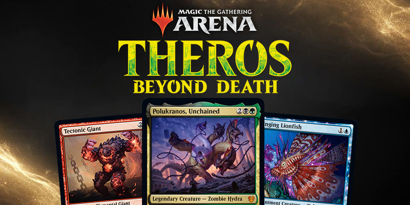 MTG Arena - Theros: Beyond Death Card Spoilers January 2
