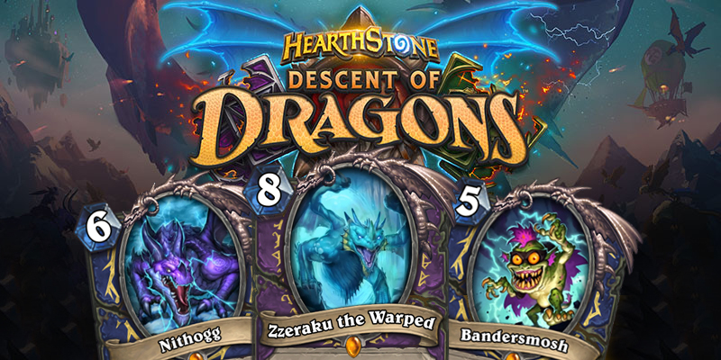 Out of Cards Reviews - Descent of Dragons Reveal Season #5