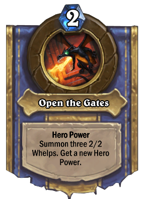 Open the Gates Card Image