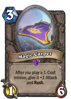 Magic Carpet Card Image