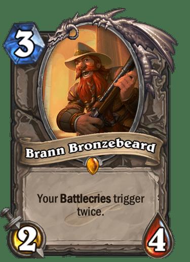 Brann Bronzebeard Card Image