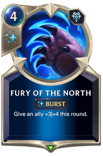 Fury of the North Card Image