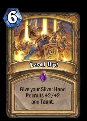 Level Up! Card Image