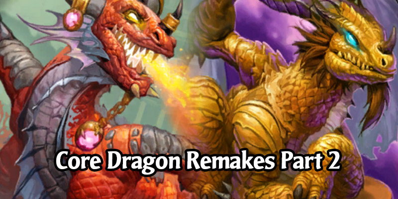 Alexstrasza, Nozdormu, and Onyxia All Received Remakes - How Well Will They Do?